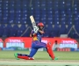 Karachi Kings secure semi-final spot with four-wicket win over Islamabad United