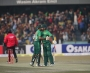 Babar, Hafeez lead Pakistan to series win