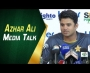 Azhar Ali Media Talk at Leicestershire
