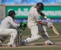 Pakistan falls short as second Test ends in draw