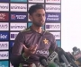 Pre-match press conference: Shoaib Malik at ICC Academy