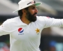 Misbah-ul-Haq press conference before third test match in Roseau, Dominica