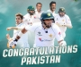 Sixth straight series win for Pakistan, Babar becomes first Pakistan captain to win opening four Tests