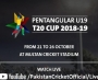 DAY THREE OF PENTANGULAR U-19 T20 CUP 2018-19