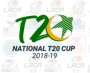 National T20 Cup 2018/19