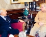 Chairman PCB Mr Shaharyar Khan calls upon Chief Minister Punjab Shahbaz Sharif
