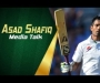 Asad Shafiq Press Conference After Day 3 of first Test at Lord's
