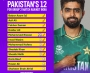Pakistan open T20 World Cup campaign on Sunday