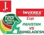 J. Presents Inverex Solar Energy Cup 2020 Pakistan Vs Bangladesh T20 Series