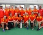 Australian Army Cricket Team practice session at the NCA