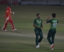 Shaheen and Wahab bowl Pakistan to win despite Taylor's century