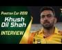 Pakistan Cup 2019 - Khush Dil Shah interview at Pindi Cricket Stadium