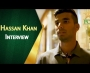 Hassan Khan Captain Pakistan U19 Interview ahead of departure for ICC U19 World Cup