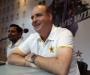 Captain Sarfaraz Ahmed and head coach Mickey Arthur press conference at Gaddafi Stadium Lahore