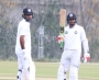 Ashfaq's fourth Quaid-e-Azam Trophy century helps Khyber Pakhtunkhwa collect maximum batting points