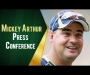 Mickey Arthur press conference at the Lord's