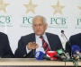 Chairman PCB, Chairman PCB Executive Committee and Chairman PCB Cricket Committee addressed a press conference at the end of the Board of Governors Meeting