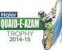 Final of Haier Quaid-e-Azam Trophy Gold 2014-2015