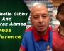 Gibbs and Sarfaraz hold virtual press conferences