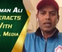 Nauman Ali and Tabish Khan hold virtual press conferences