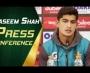 Naseem Shah Press Conference