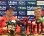 Post-match Press Conference: Eoin Morgan & Sam Billings at Dubai International Cricket Stadium (Audio)