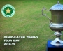 ROUND SEVEN DAY ONE OF QUAID-E-AZAM TROPHY FOUR DAY 2018-19