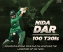 Nida Dar set to play her 100th T20I