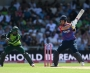 England win second T20I by 45 runs to level series at 1-1