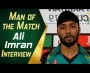 Pakistan Cup 2019 | Man of the Match Ali Imran Interview