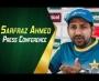 Sarfraz Ahmed press conference at Leeds