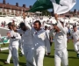Pakistan Team message on becoming Number 1 Test Team