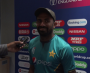 Pakistan player Wahab Riaz interview at Leeds
