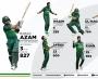 Babar reaches top three, Imam, Haris, Imad, Shadab, Amir and Shaheen improve ICC ODI rankings