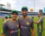 Interview of Mohammad Abbas and Shan Masood on getting the ODI cap