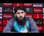 Misbah-ul-Haq press conference at the GSL
