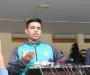 Abid Ali Media Talk at the GSL