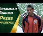 Mohammad Asghar press conference at UBL Sports Complex