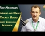 England and Wales Cricket Board Chief Executive Tom Harrison Interview at GSL