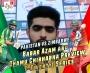 Babar Azam and Chamu Chibhabha preview T20I series