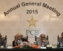 PCB AGM 2015 recommends four new districts for affiliation