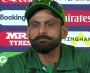 Mohammad Hafeez interacts with media ahead of T20I series