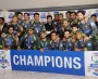 Pakistan wrap up series as third ODI was a no result