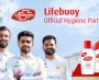 PCB announces Lifebuoy as Pakistan team Official Hygiene Partner