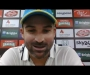 Nauman Ali and Dean Elgar review first day's play