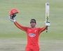 Usman Khawaja's maiden HBL PSL century script United's 15-run win over Zalmi