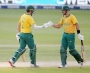 South Africa beat Pakistan by six wickets in second T20I