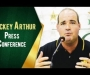 Mickey Arthur Press Conference in Wellington