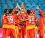 Stirling, Faheem lift Islamabad United to six-wicket win