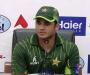Post-Series Press Conference: Pakistan v Zimbabwe - Azhar Ali at Gaddafi Stadium, Lahore